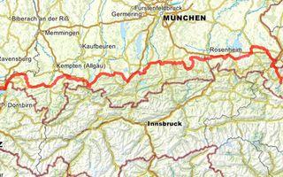 Bayern Mit Dem E Bike Entdecken Bodensee Konigssee Radweg